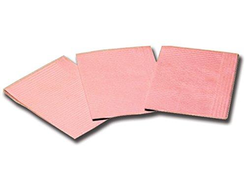 Dispotech S.R.L. to2ro doblar servilletas, 33cm x 45cm, color rosa (Pack de 500)