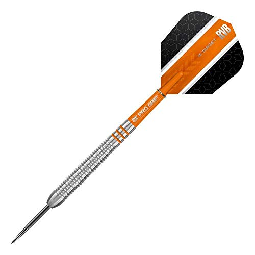 Amarillo Target Darts Bolide 02 23G 90/% Tungsten Swiss Point Steel Tip Darts Set Dardos de Punta de Acero 23 g
