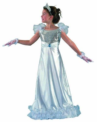 Costume Enfant Marié - 4 à 6 ans - Déguisement Fille