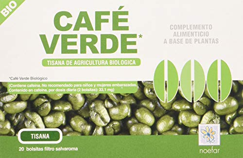 Planta Medica Infusion Cafe Verde - 20 Sobres