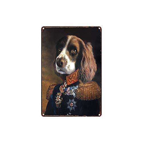 Puzzle 1000 Piezas Placa Pet Dog Shop Animal Nostálgico Retro Art Painting Puzzle 1000 Piezas educa Rompecabezas de Juguete de descompresión Intelectual Educativo Divertido Juego f50x75cm(20x30inch)