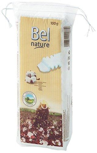 Bel - 181101 Nature Bio - blocs de coton - 12 sachets de 100 g