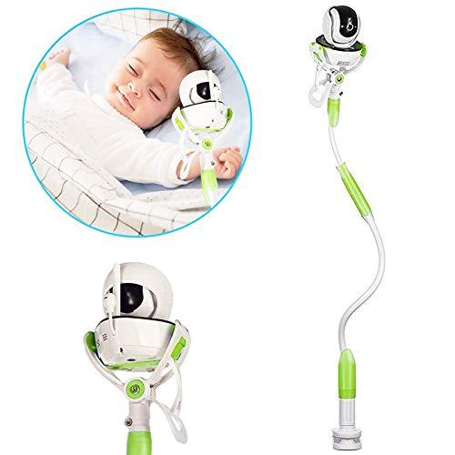 Universele Baby Camera Mount, Multi-Functie Baby Monitor Beugel Telefoon Houder Stand, Luie Wieg Lange Arm, Verstelbare Flexibele Camera Stand