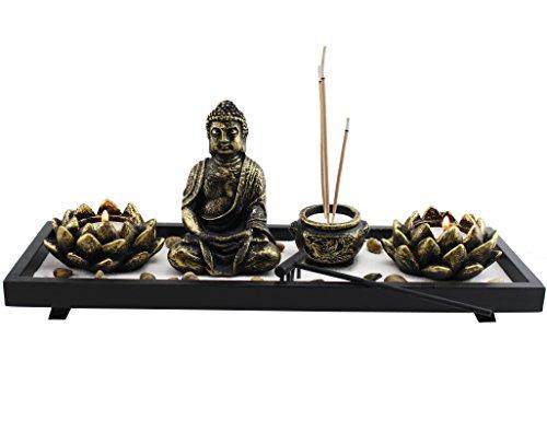 We pay your sales tax Feng Shui Tabletop Zen Garden...
