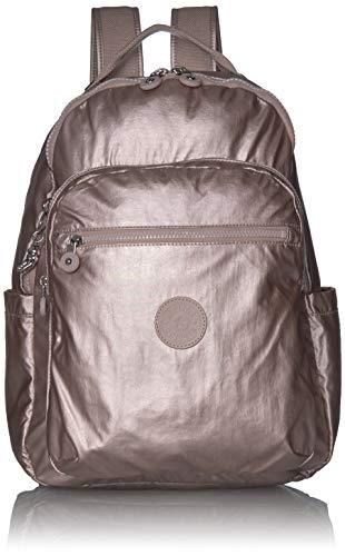 Kipling Seoul Wickeltasche für Damen, Metallic Rose (Pink) - KI6570