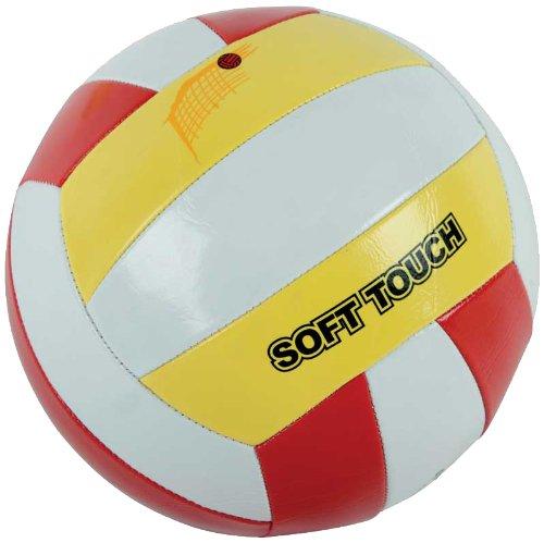 WDK Partner - A1300943 - Jeu de Plein Air - Ballon de volley cousu - D23cm