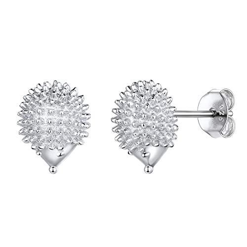ChicSilver 925 mädchen ohrschmuck 925 Lgel Ohrringe damen ohrschmuck mit Geschenkebox für mädchen