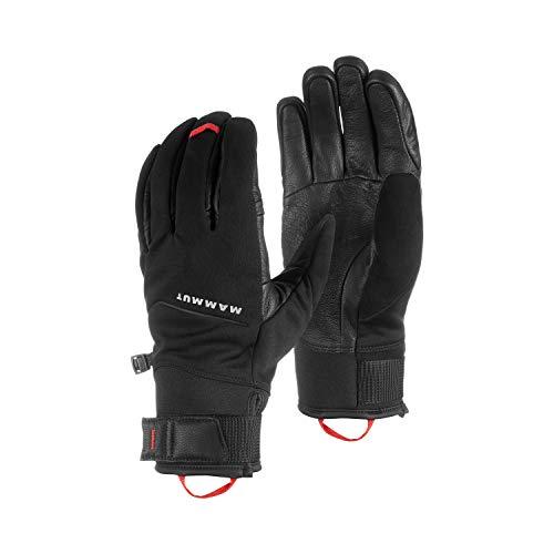 Mammut Astro Guide Handschuhe, Black, 10