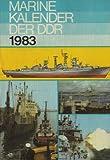 Marinekalender der DDR 1983 Volksmarine