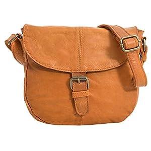 41IaJot2m L. SS300  - Gusti Candice - Bolso de mano (piel), color marrón claro