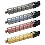 Toner Compatibile Ricoh Aficio MP C305 MP C305SP MP C305SPF NRG MP C305 SP C305 SPF Lanier MP C 305 - Nero - 12.000 pag - RIMPC305BK 841618