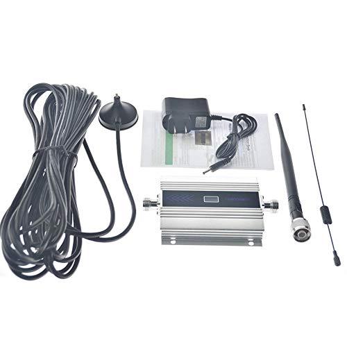 SHANGXIN Amplificador de Señal de Teléfono Móvil Amplificador de Señal Adecuado para Teléfono Móvil 900 MHz Antena gsm Mejora de Señal 2G / 3G / 4G.