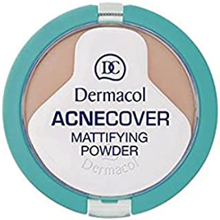 Dermacol Cosmetics Acnecover Mattifying Compact Powder 11g (Shell)