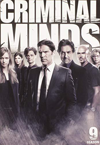 Criminal Minds: The Ninth Season [DVD] [Import]