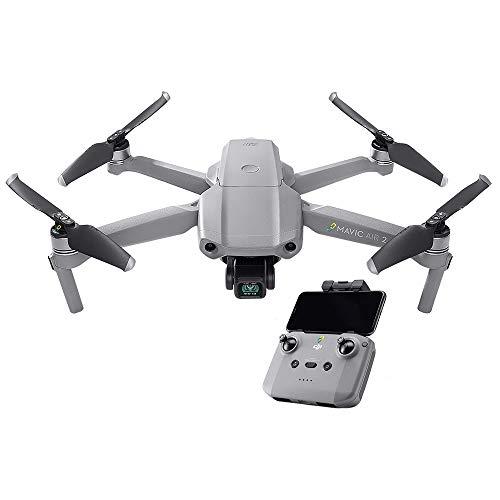 Drone DJI Mavic Air 2 Combo Fly More com ANATEL