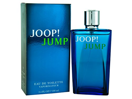 Joop. Jump mens EDT Vaporisateur spray 100ml Profumo per lui con sacchetto regalo