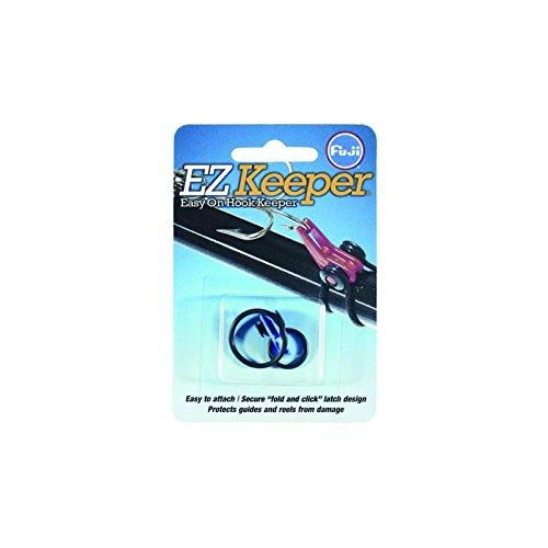 Fuji EHKM-BC E-Z Hook Keeper, Black Chrome