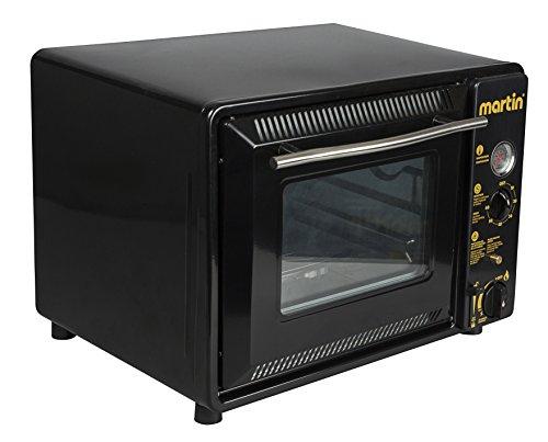 Portable Butane Camping Trailer Oven Adjustable High Capacity Auto Shut-Off