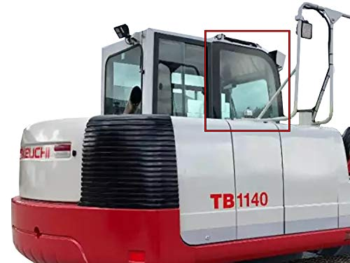 Lorsoul Ersatz f/ür Yanmar 4TNV88 3TNV88 Takeuchi TB230 129.612-52.100 Aluminiumlegierung Kraftstoff-F/örderpumpe
