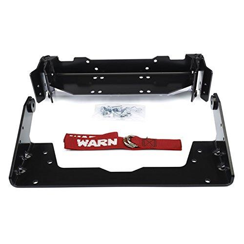 WARN 92156 Pflugmontage-Set, Regular