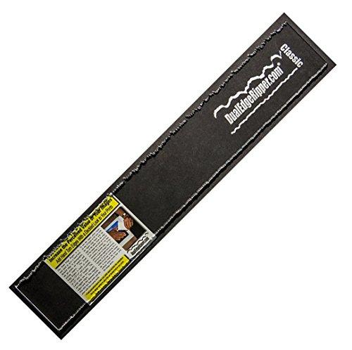 Dual Edge Ripper Classic Watercolor Paper Deckle Edge Tool 1-24 inch