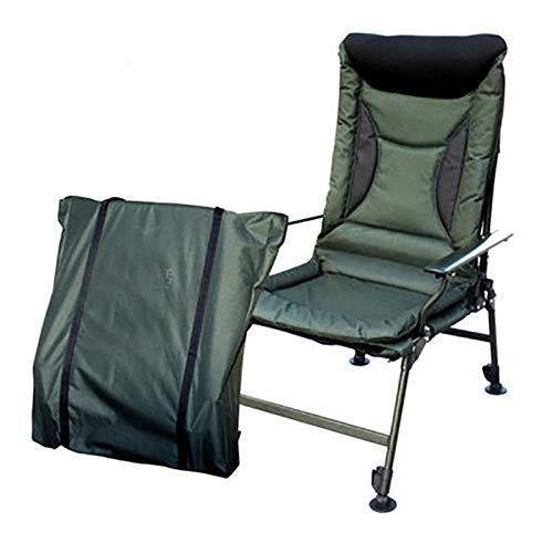 BLWX - Chaise pliante inclinable de bureau Pause-déjeuner Chaise Siesta Renfort de chaise Portable Chaise de loisirs pliante Chaise arrière Chaise de plage Chaise pliante (Couleur : C)