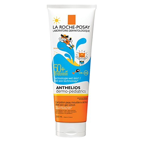 ANTHELIOS dermo-pediatrics Gel Wet Skin SPF 50 250 ml La Roche Posay