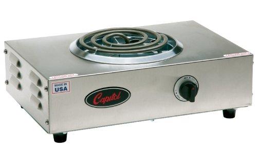 Capitol Range Single Burner Hot Plate 175 x 35 x 115