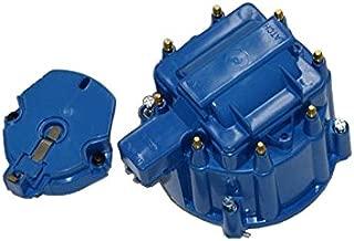HEI Distributor Blue Cap For SBC BBC Chevy HEI V8 50K 65K Distributor