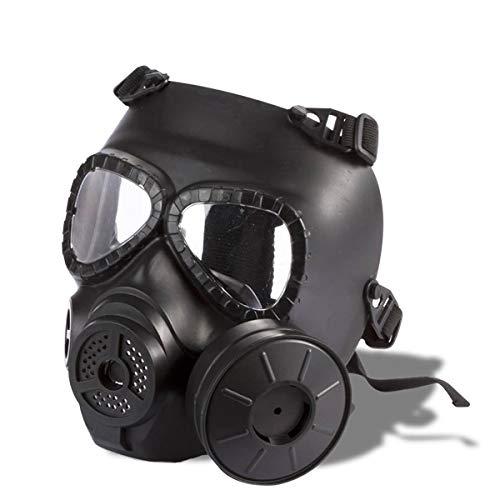 maschera antigas guerra ventilato: paintball