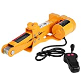 Electric Car Scissor Jack Automatic Electric Lifting Jack Garage and Emergency Equipment Heavy