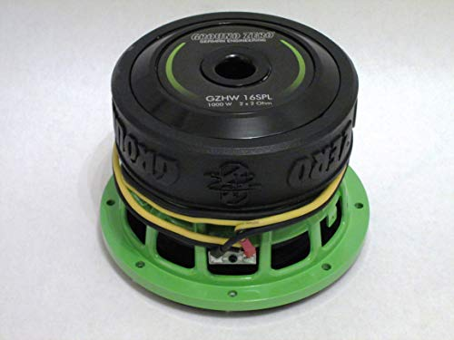 GZHW 16SPL Green Edition