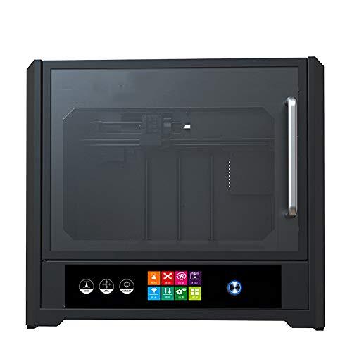 Grande taille industrielle intelligente imprimante 3D de qualité 4,3 pouces à écran tactile, flexible Filament, 300 * 200 * 200mm