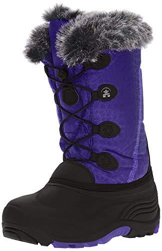 Kamik Snowgypsy Boot (Toddler/Little Kid/Big Kid),Lavender,8 M US Toddler