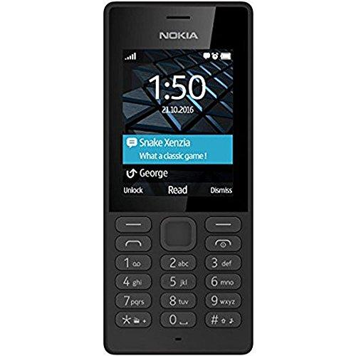 Nokia 150 Dual Sim, colore nero