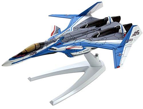 メカコレクション マクロスシリーズ マクロスデルタ VF-31J ジークフリード ファイターモード (ハヤテ・インメルマン機) プラモデル