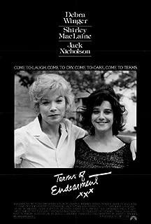 Terms of Endearment Movie Poster (27 x 40 Inches - 69cm x 102cm) (1983) -(Shirley MacLaine)(Jack Nicholson)(Debra Winger)(John Lithgow)(Jeff Daniels)(Danny DeVito)