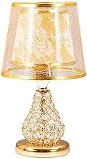 YZPTD Lampes de Chambre à Coucher, Table de Chevet Table de Chevet Table de Table Lampe à Double Couche Lampe de Table en ...