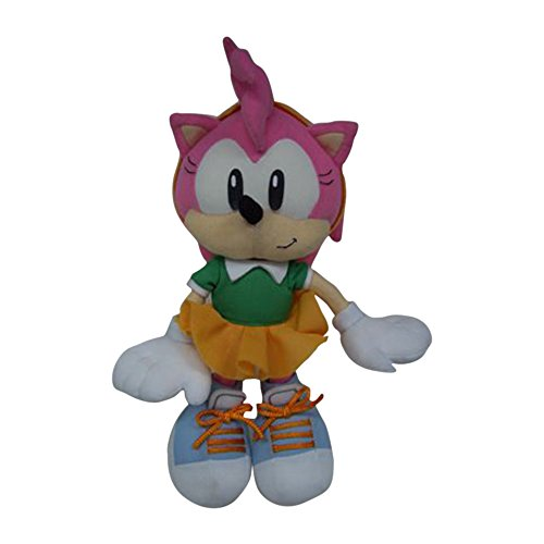 GE Animation Sonic the Hedgehog: Classic Amy Plush