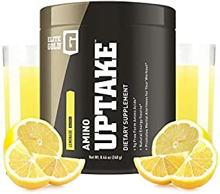 Complete Nutrition Elite Gold Amino Uptake, Lemonade, Amino Acid Supplement, Increase Energy, Support Muscle Recovery, Bet...