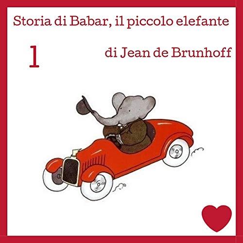 Storia di Babar, il piccolo elefante copertina
