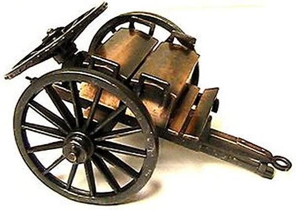小型内战大炮沉箱