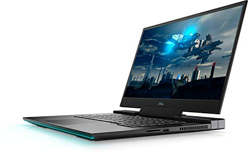 Dell Inspiron G7 15 7500 15.6' Gaming (Latest Model) Core I7-10750H(6-Core, 2.6-5.0Ghz) 1TB PCIe SSD 16GB 3200Mhz RAM RTX 2060 6GB Full HD (1920x1080) 144Hz 4-Zone RGB Backlit Win 10 Home (Renewed)