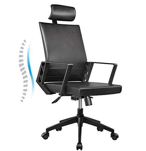 Our #5 Pick is the YOUNBO Adjustable Office Chair