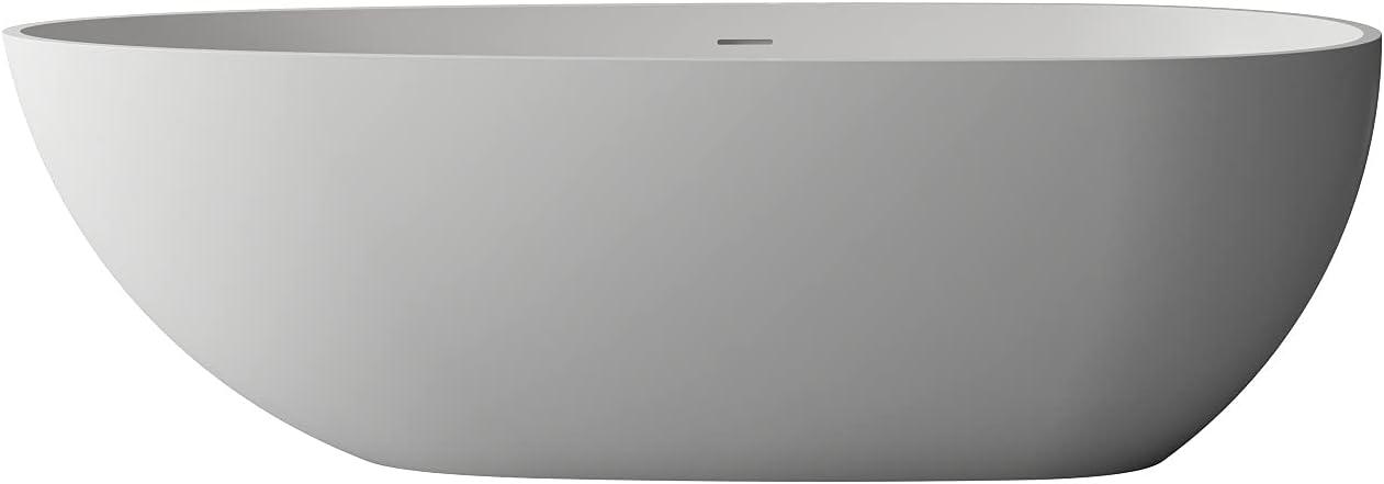 100% quality warranty! Solid Surface List price Freestanding Bathtub