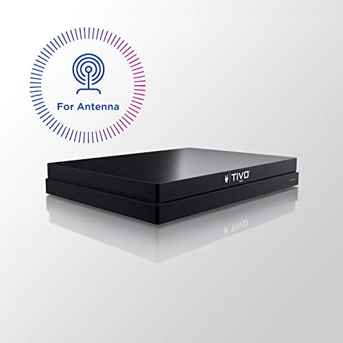 TiVo Edge for Antenna | Live, DVR and Streaming 4K UHD Media Player with Dolby Vision HDR and Dolby Atmos