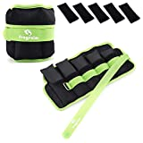 Best Ankle Weights - Fragraim Adjustable Ankle Weights 1-4 LBS Pair Review