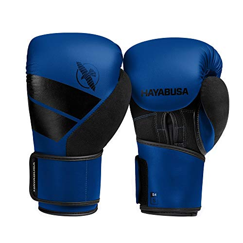 Hayabusa S4 Boxing Gloves for Men and Women - Charcoal, 16 oz