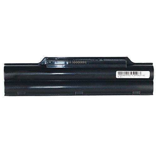 Notebook Laptop Akku Batterie 10.8V 5200mah für Fujitsu LifeBook A530 A531 AH42/E AH530 AH530/3A AH531 LH52/C LH520 LH530 LH701 LH701A PH521 Series FMVNBP186 FPCBP250 CP477891-01 Battery