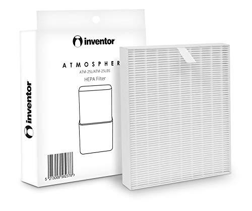 Inventor Filtro HEPA de Alta Eficiencia